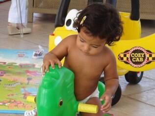 Participante de reality show de bebês da TV Globo