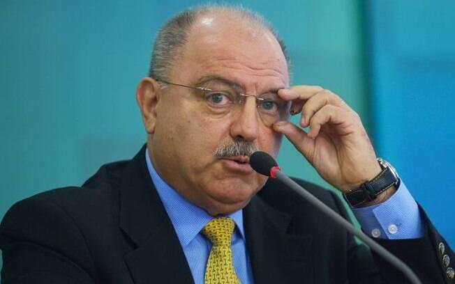 Na agenda de compromissos do general (foto), havia um encontro com 'Duyane Norman - Chefe do Posto da CIA em Brasília'
