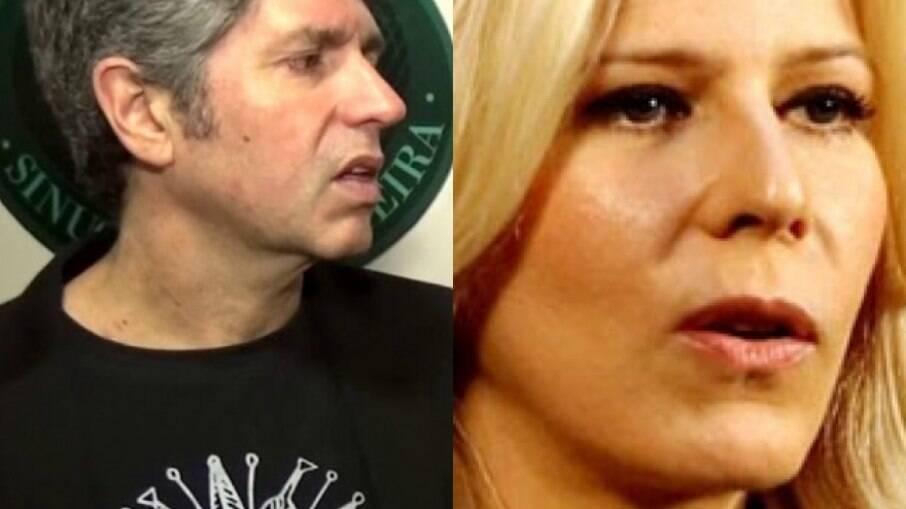 Leoni e Paula Toller