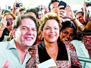 Presidente visitou o Ceará no dia de São José, padroeiro do Estado