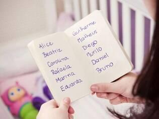 Guia de nomes de bebês: especialistas recomendam levar em conta o significado, não só a sonoridade