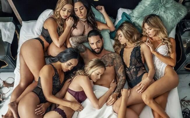 Com direito a muito agito e sensualidade, o cantor Maluma lançou o clipe de seu novo single, Mala Mía, no YouTube