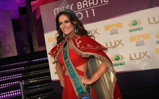 Pricila Machado, Miss Brasil 2011