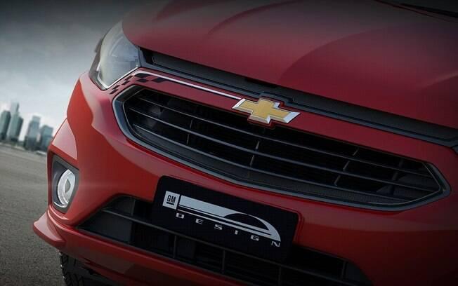 Chevrolet Onix com apelo esportivo vem com itens exclusivos, como a grade dianteira acizentada