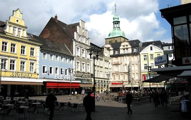 Jovem desaparecido há mais de dois anos foi encontrado em Recklinghausen, na Alemanha.