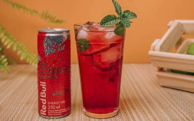 Se quer algo mais simples, aposte nesta bebida!