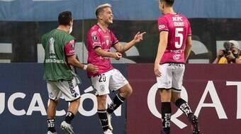 Grêmio perde para Del Valle e está eliminado da competição