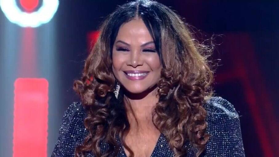 Abadia Pires, mãe de Alexandre Pires, participa das Audições às Cegas do 'The Voice +'
