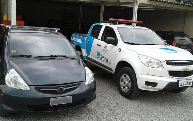 Principais multas de veículo apreendido eram referentes a excesso de velocidade e descumprimento do rodízio