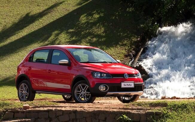 VW Gol Rallye também faz parte dos carros aventureiros que mais fizeram sucesso no Brasil nos últimos anos