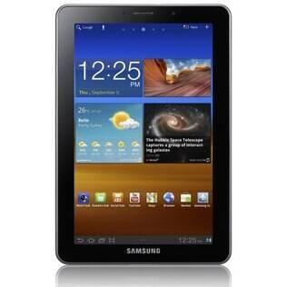 Galaxy Tab 7.7 é o terceiro tablet da Samsung com Android Honeycomb