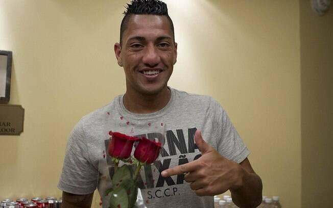 jogador Ralf, do Corinthians