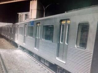 Linha 5 do metrô sofrerá interrupção do serviço no começo da manhã deste domingo