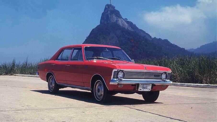 Chevrolet Opala: sedã lançado em 1968 no Brasil se mantém até hoje como um dos carros mais lembrados do País