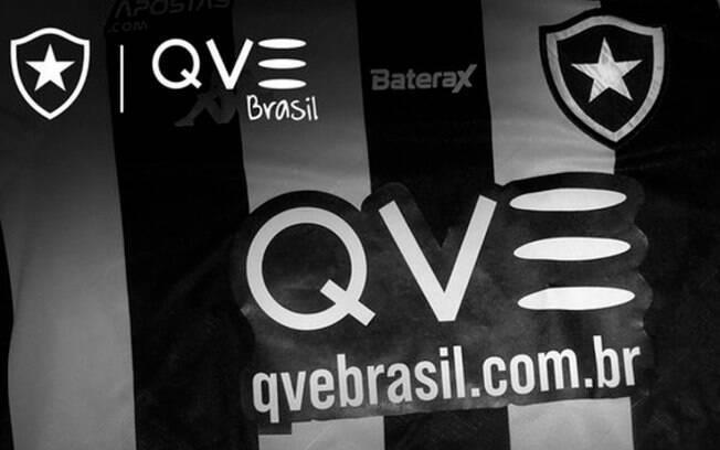 Botafogo fecha com patrocinador master até o fim do Brasileirão
