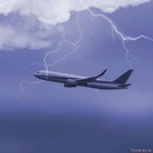 Mau tempo pode derrubar avião? Leia mais