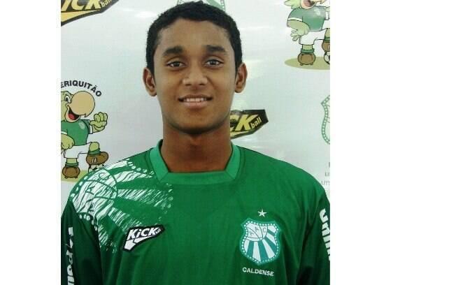 Fidel Martinez já jogou na Caldense, de Minas  Gerais