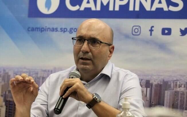 AO VIVO: Dário anuncia novas medidas restritivas em Campinas