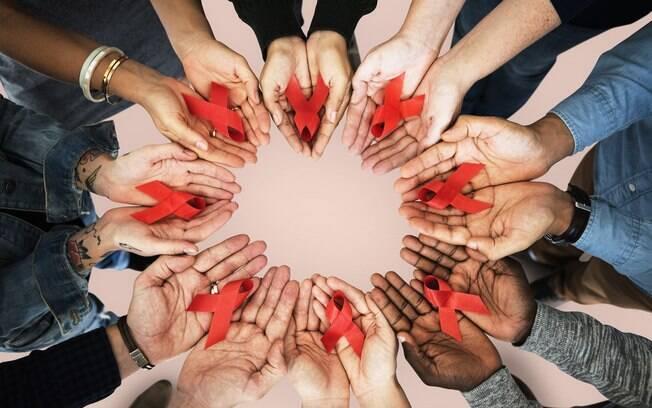 O momento do diagnóstico influencia muito no processo de aceitação do vírus HIV