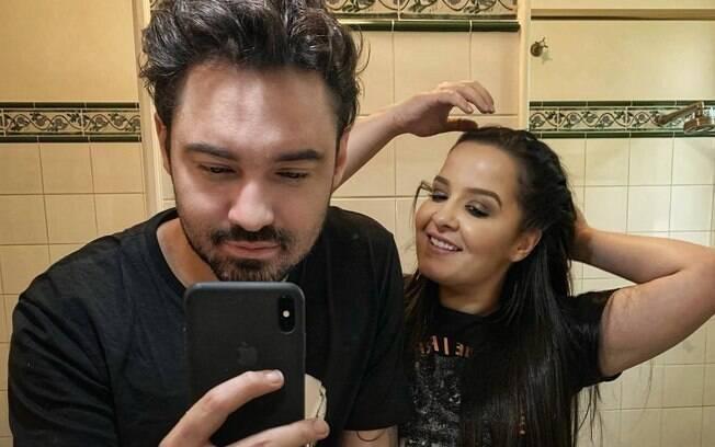 Fernanda e Maiara entregam Maraisa nas redes sociais