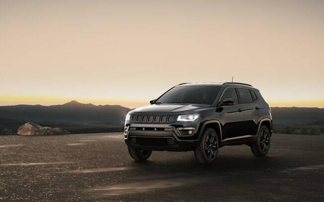 Jeep Compass: bom exemplo de sucesso entre os carros acima de R$ 100 mil no Brasil