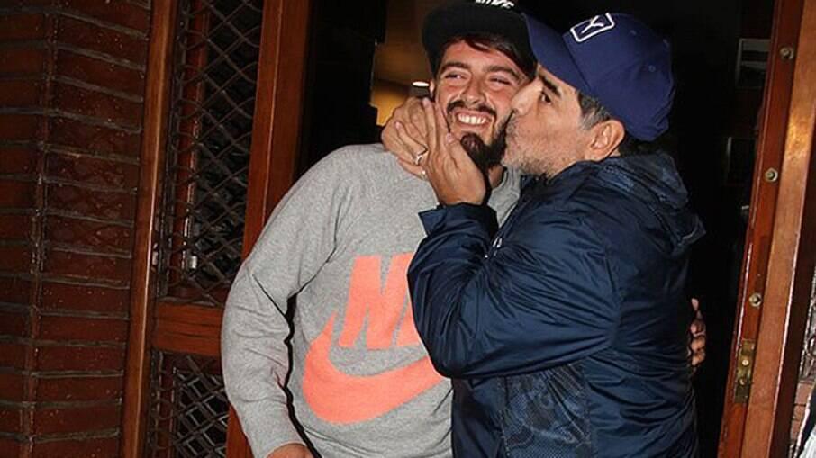 Maradona filho