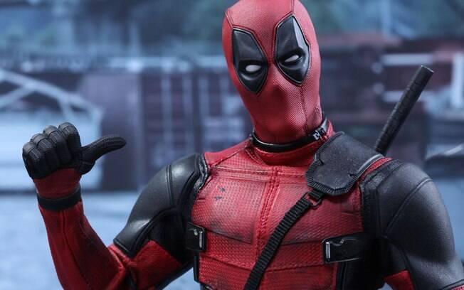 ''Deadpool'' é um dos filmes para alugar no Looke