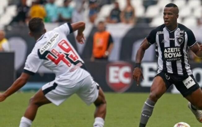 Botafogo vence o Vasco pela Taça Guanabara