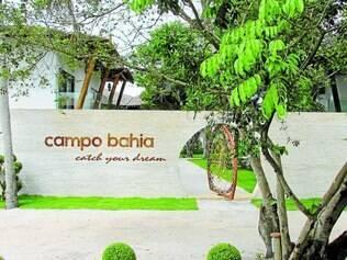 Sossego. Resort Campo Bahia foi construído para receber a seleção da Alemanha durante a Copa e será aberto ao público em breve