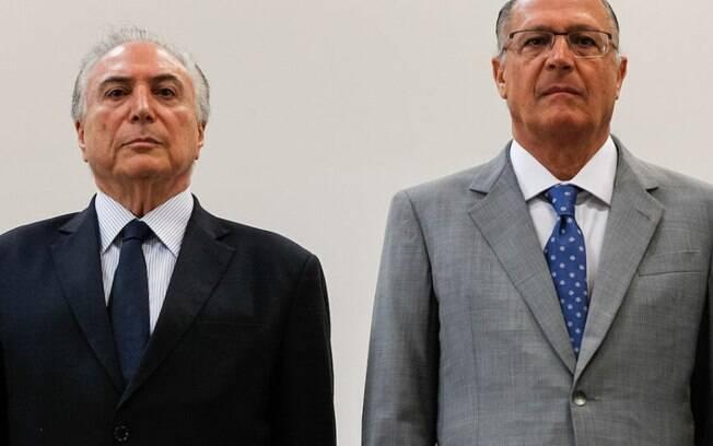 Assim como o presidente Temer, Geraldo Alckmin, pré-candidato do PSDB, também é a favor da intervenção federal no Rio