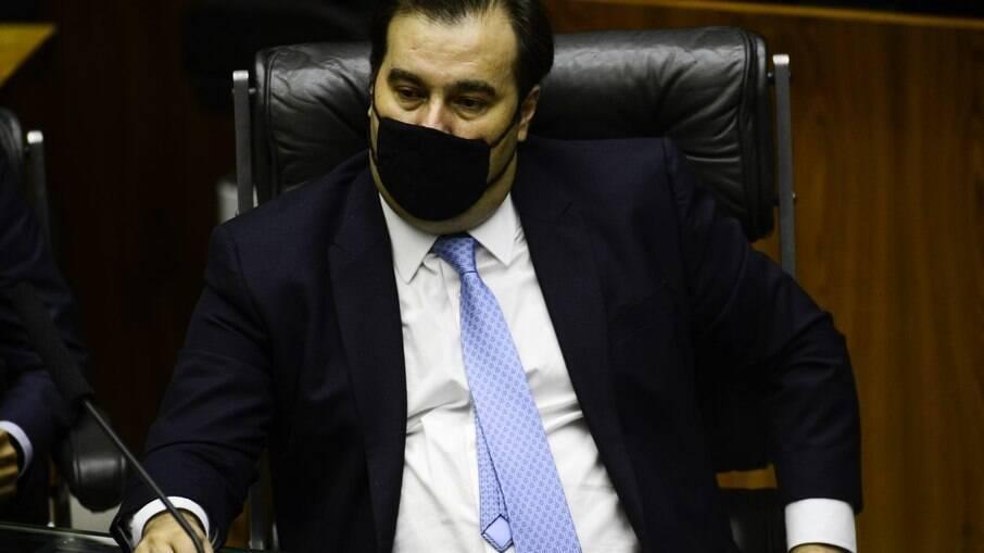 Rodrigo Maia, ex-presidente da Câmara dos Deputados