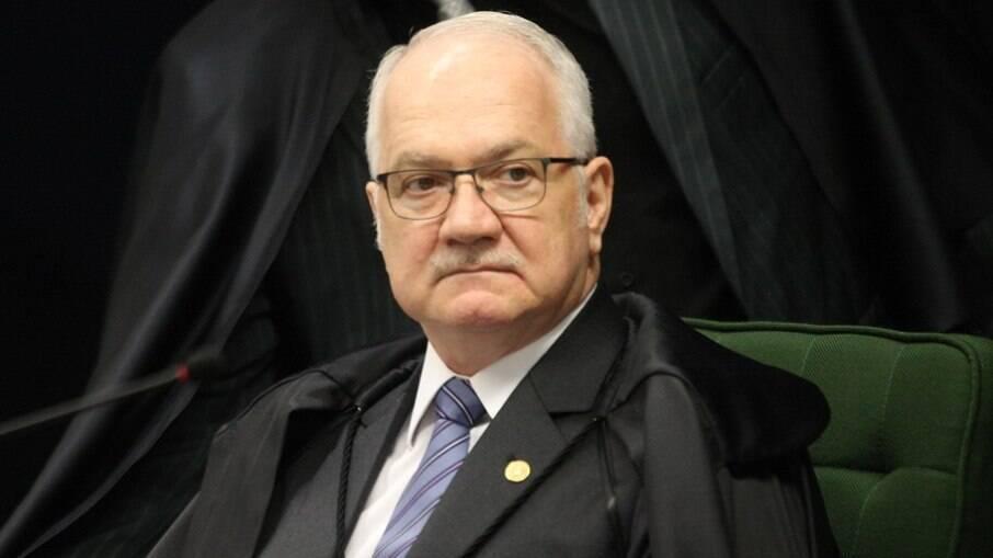 Ministro Edson Fachin, do Supremo Tribunal Federal (STF)