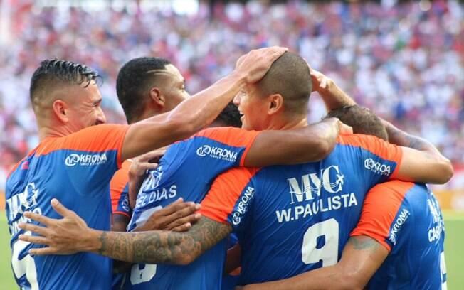 Fortaleza vive expectativa pela primeira partida internacional de sua história