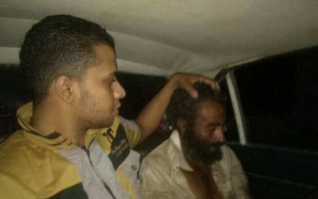 Mohammed reencontrou a família após ser dado como morto.