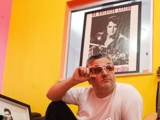 Rick Koctus da banda The Presley's Band