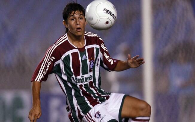 O mesmo caminho foi feito por Conca em 2008:  do Vasco para o Fluminense