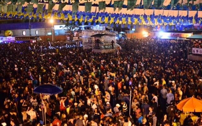 São João de Campina Grande é a maior festa junina do mundo