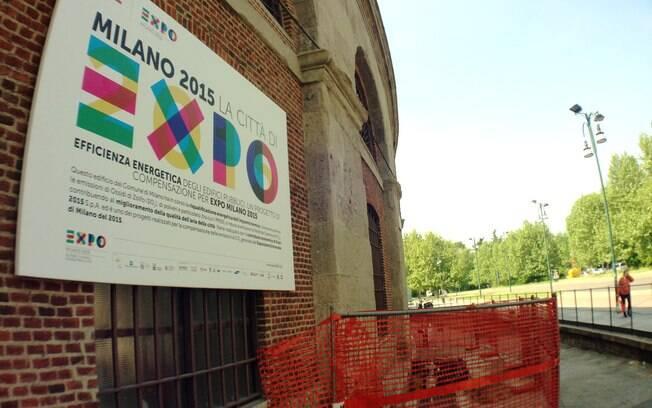 Obras públicas como pavilhões da Expo 2015, em Milão, foram afetadas por rede de corrupção