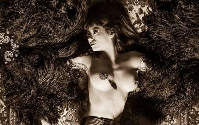 Larissa Maxine a artista revolucionária