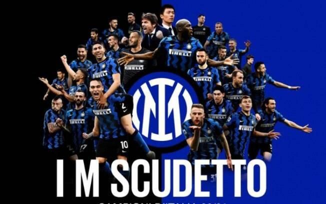 Após empate entre Atalanta e Sassuolo, Inter de Milão conquista o 19º título do Campeonato Italiano