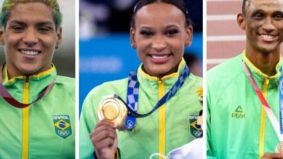 Medalhistas
