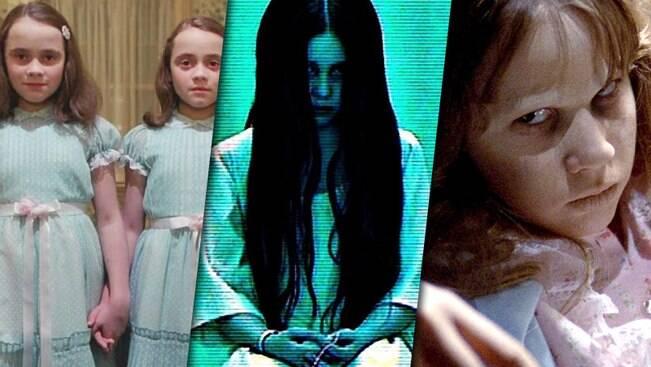 As crianças mais assustadoras do cinema
