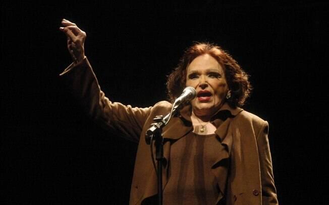 Bibi Ferreira teve sua própria companhia de teatro