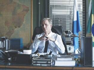 Marcello Novaes em cena de 'Dupla identidade'