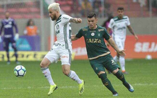 América-MG x Palmeiras, pela 17ª rodada do Campeonato Brasileiro de 2018