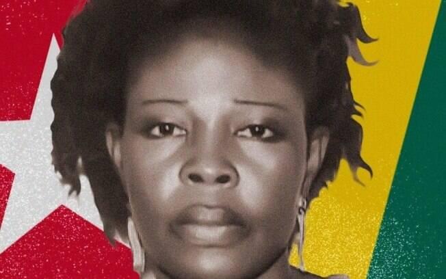 Falilatou Sarouna migrante do Togo presa, irregularmente, no Brasil