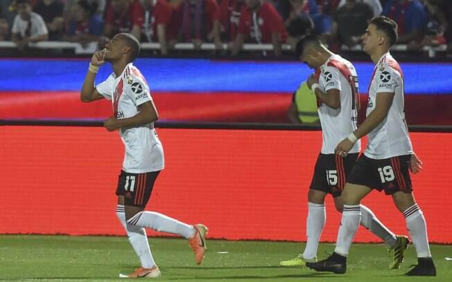 River Plate avança para a semifinal da Libertadores