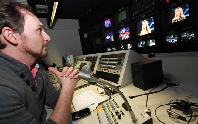 Ricardo Mantoanelli, diretor do reality de dança do SBT
