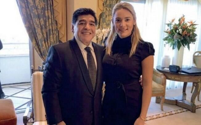Maradona afirmou que teve vontade de matar sua ex-namorada