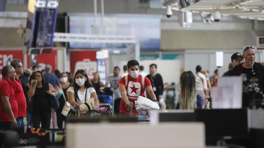 Alemanha suspende voos do Brasil e mais 6 países por causa da Covid-19